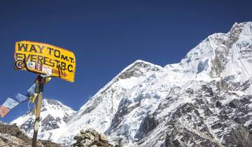 Everest Base Camp Trek 16 Days Tour