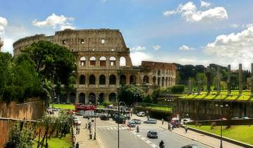 London to Rome - 11 days (from London to Rome) Tour