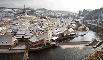 Winter Expedition 2018-19 (Cesky Krumlov) Tour