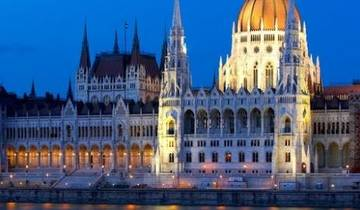 Budapest New Year Tour