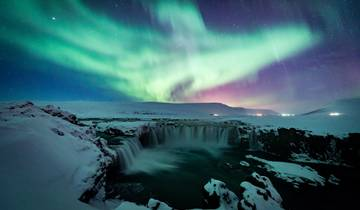 Land of the Northern Lights - 5 days Tour