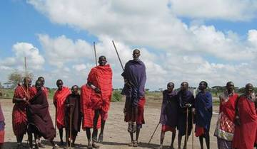Full Safari Adventure 9D/8N (Masai Mara, Lake Nakuru, Samburu, Aberdare & Amboseli) Tour