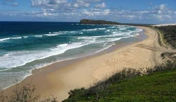 Fraser Island Camping Adventure 3D/2N (From Rainbow Beach) Tour