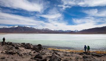 Uyuni Salt Flats Ways (to Salta) Tour