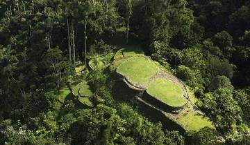 Lost City Trek 5D/4N Tour