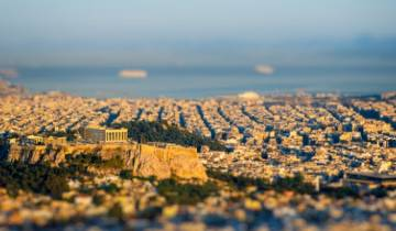 Athens, Mykonos and Santorini - 8 days Tour