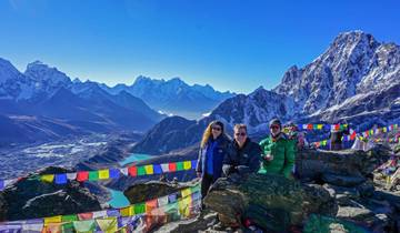 Everest Base Camp Trek with Chola Pass and Gokyo Lake  Tour