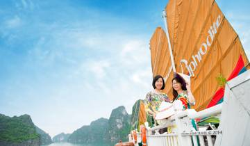 Package Tour Crossing Vietnam 5Days/4Nights Tour