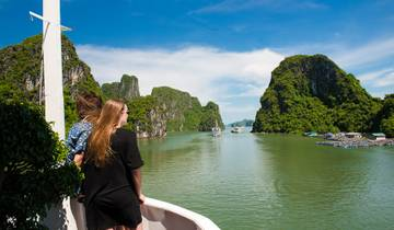 Vietnam Highlight Tour 7 Days 6 Nights Tour