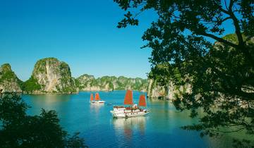 Quick Look Vietnam Tour 5 Days/4 Nights Tour