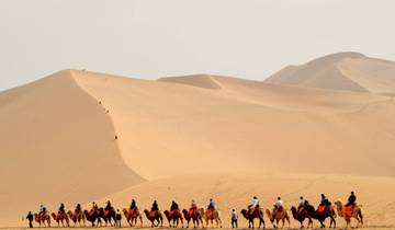 Silk Road Overland Tour Tour