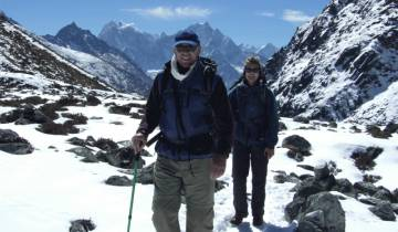 18 days Gokyo - Chola Pass - Everest Base Camp Trek Tour