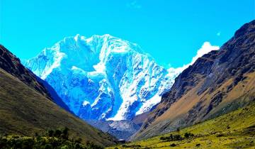 Cusco & Salkantay Trekking to Machu Picchu  Tour