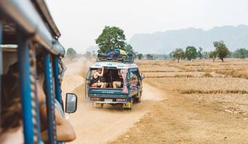 Long Laos Pass (Laos) Tour