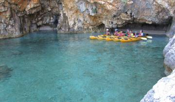 Around Rab Sea Kayaking Adventure Tour