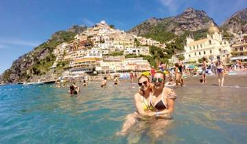 The Amalfi Coast- Silver Route Tour