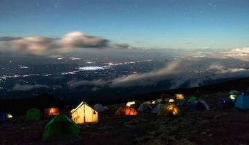 Mount Kilimanjaro Lemosho Route Tour