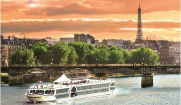 Paris, Normandy and the River Seine Tour