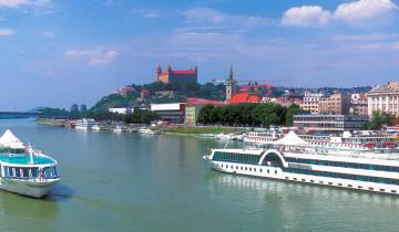 Christmas Cruise on the Danube (Passau - Passau) Tour