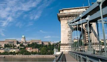 The Capitals along the Danube Tour