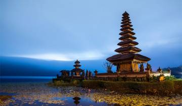 Wake up in Bali Tour
