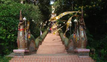 Active Chiang Mai 4D/3N Tour