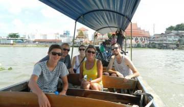 Thailand Koh Ways (from Bangkok / Anticlockwise) Tour