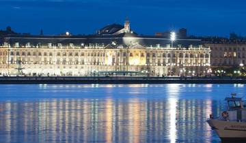 Discover the great Bordeaux wines (port-to-port cruise) Tour