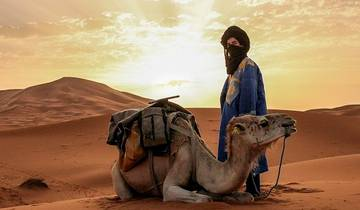 Altas Trip and Desert Tour Combined Morocco - 8 days Tour