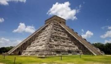 4 Day Cancun Tour: Chichen Itza + Xcaret Plus + Tulum + Snorkel in Cozumel Tour