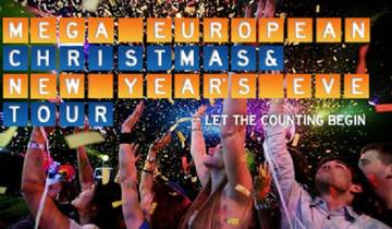 Christmas & New Year 10 Day European Tour - From London Tour