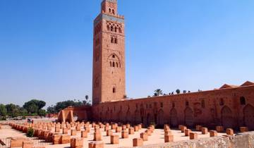 Marrakech Mini Stay 4D/3N Tour