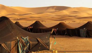 Merzouga Gorges & Deserts Adventure 3D/2N (Marrakech to Fes) Tour