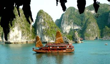 Halong Bay Party Cruise 3D/2N Tour