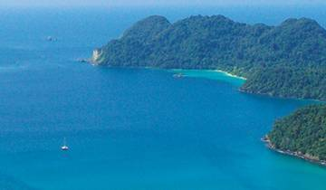 Mergui Archipelago Sailing Experience departing from Khao Lak Tour