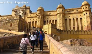 Super Saver Golden Triangle Tour of India - 4 Star Tour