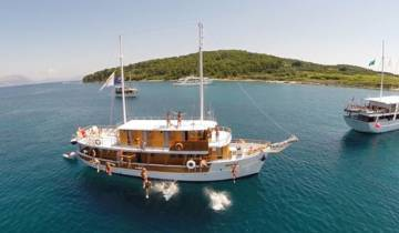 Croatia One Way Sail Dubrovnik to Split Classic Standard Below Deck Tour