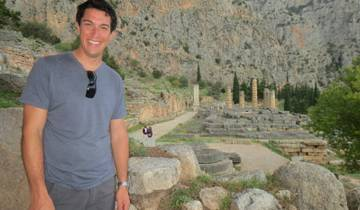 Ancient Greece Adventure 4D/3N Tour
