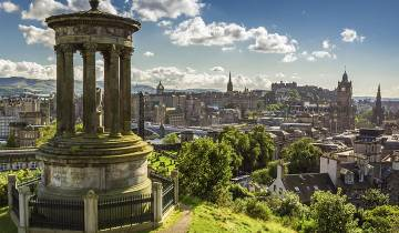Scotland - Edinburgh & The Highlands - From Cambridge Tour