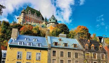 Best of Eastern Canada End Montreal (from Toronto to Montreal) Tour