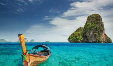 Discover Bangkok to Singapore Tour