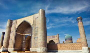 Highlights of Uzbekistan Tour