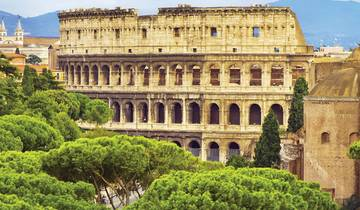 London to Rome Highlights Tour