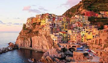 Northern Italy Including Cinque Terre Tour
