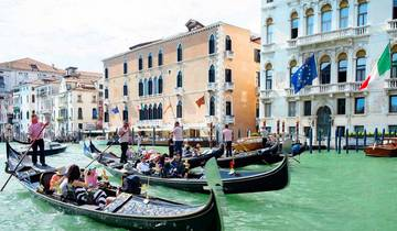 Gladiators Gondolas and Gold Summer 2018 Tour