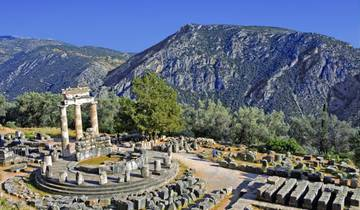 Classical Greece with Iconic Aegean 4-Night Cruise Tour