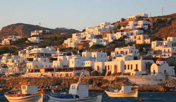 Classical Greece with Continental Odyssey 7-Night Cruise Tour