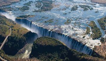 Safari, Swazi & Zim Tour