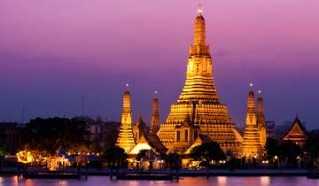 Singapore to Bangkok Tour