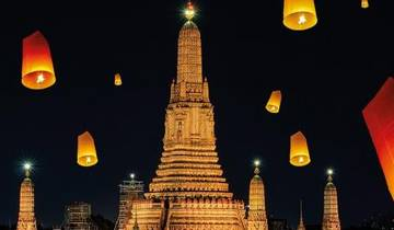 Bangkok Stopover (4 Day) Tour